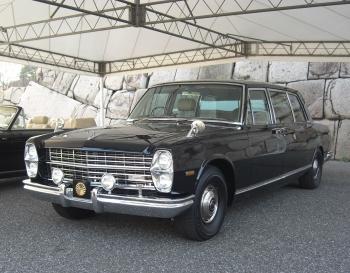 Nissan_prince_royal_front