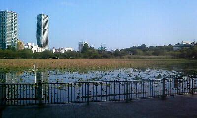 池之端から末広町