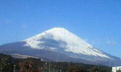 富士山2態