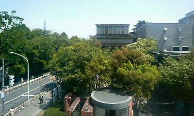 上野桜木から谷根千
