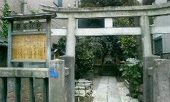 門前仲町の住吉神社