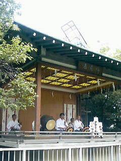 住吉神社例祭(<br />  佃祭)
