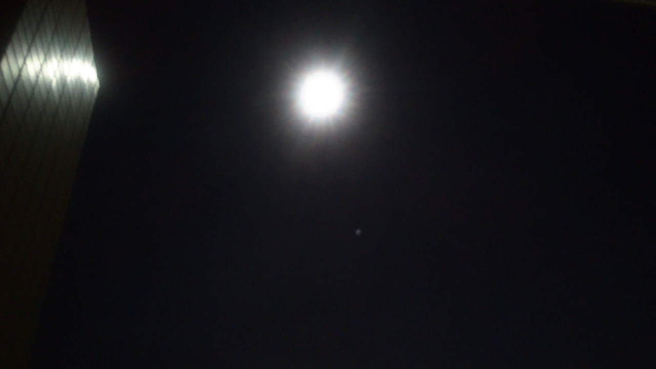 月に2度の満月