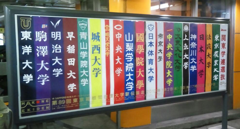 箱根大学駅伝