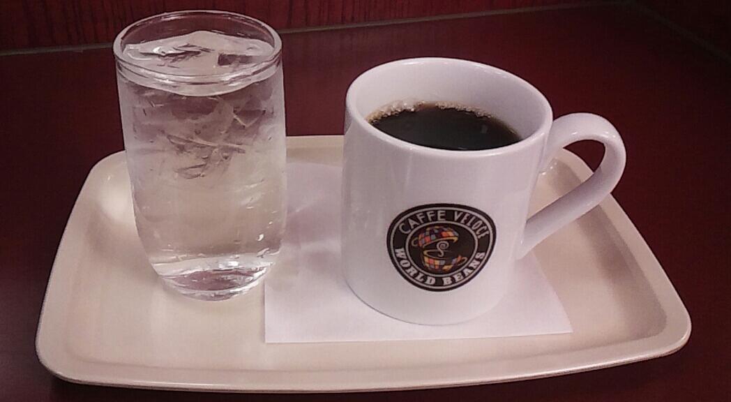 最後のブレンドコーヒー