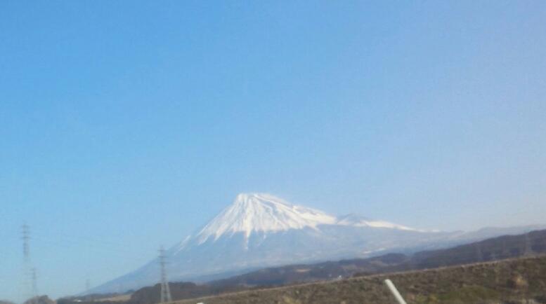 今日の富士三態