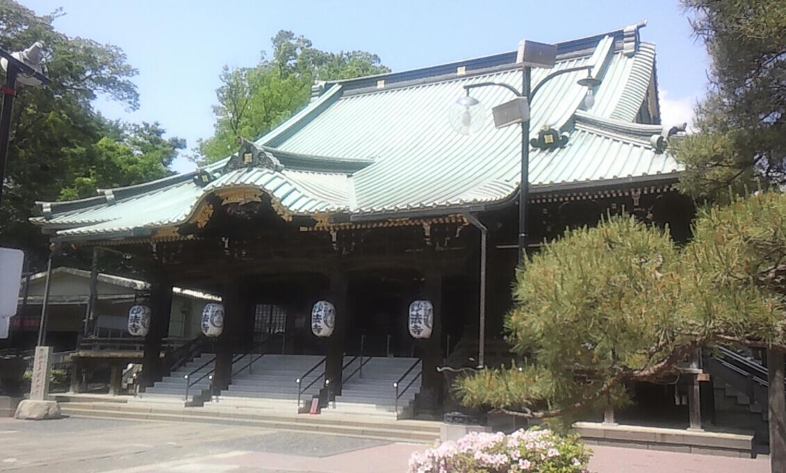 堀ノ内妙法寺