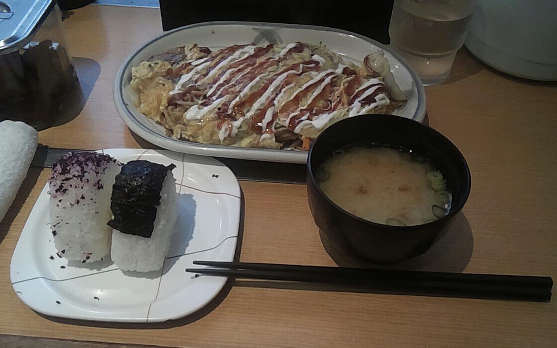 ランチin大阪
