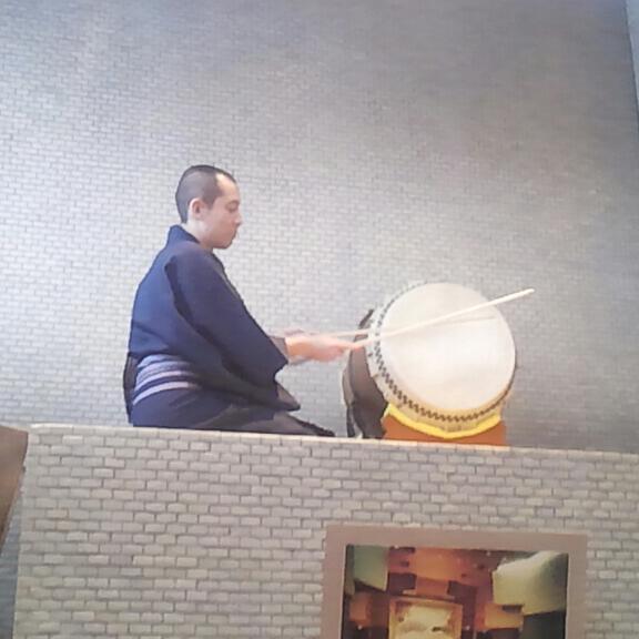 追い出し太鼓
