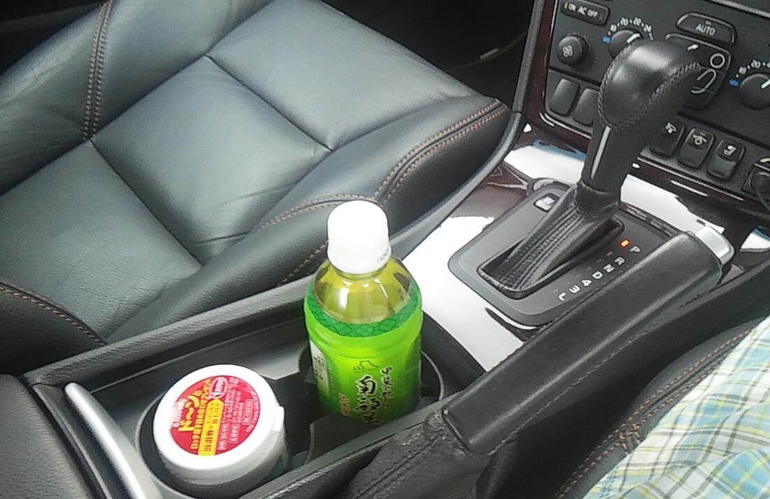 ドライブの必需品