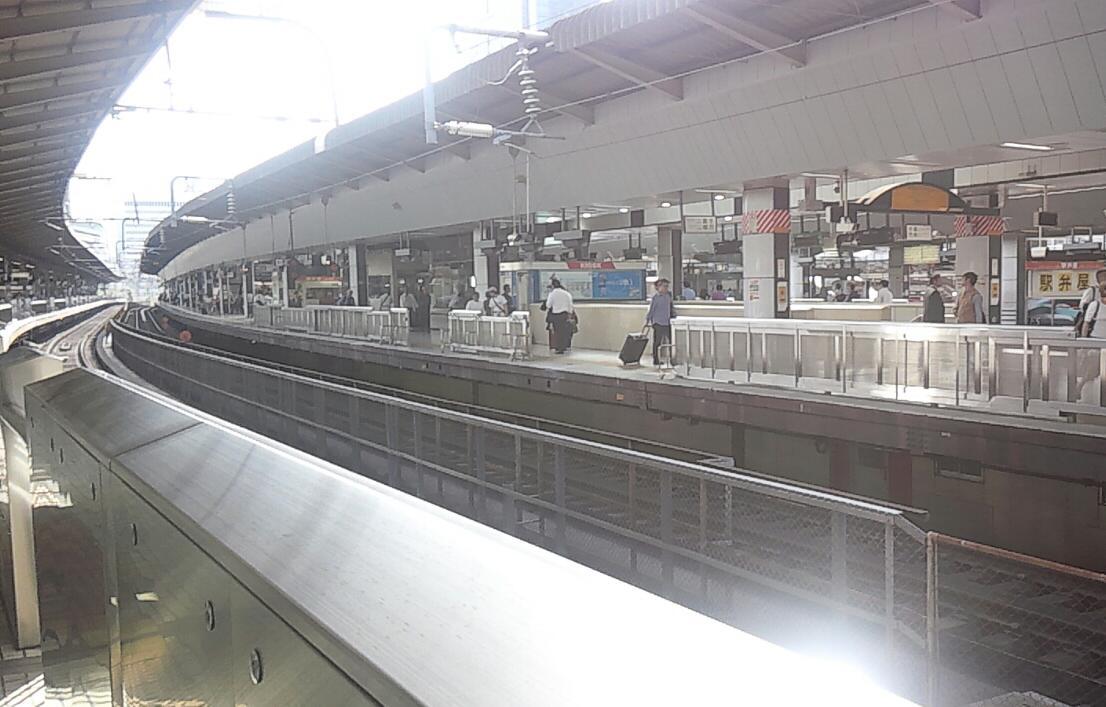 午後から大阪