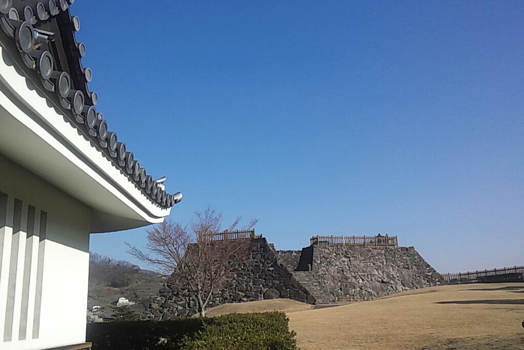 甲府城(舞鶴城)跡