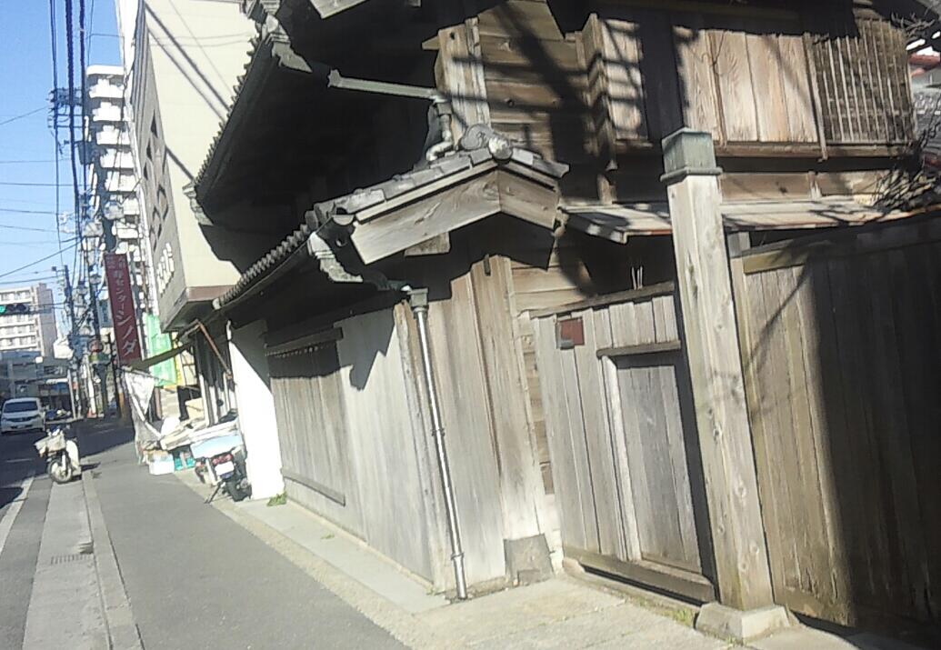 旧水戸街道