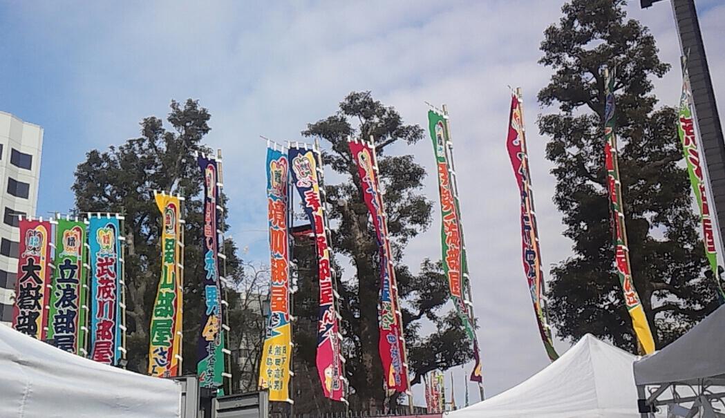 大相撲初場所