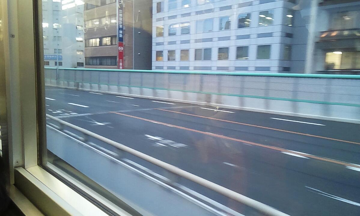 帰りの新大阪駅