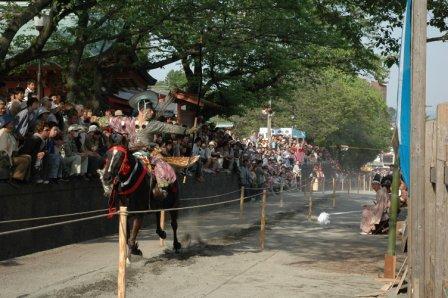 富士宮やぶさめ祭り
