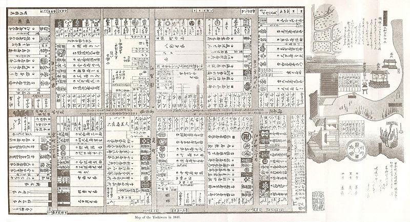 800px1846_yoshiwara_map
