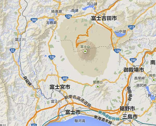 Fujisan_map