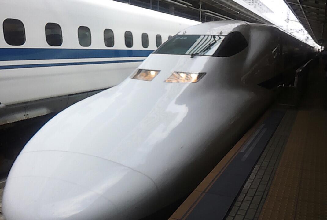 大阪から戻り