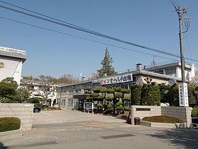 Yamanashi_prefectural_ichikawa_high