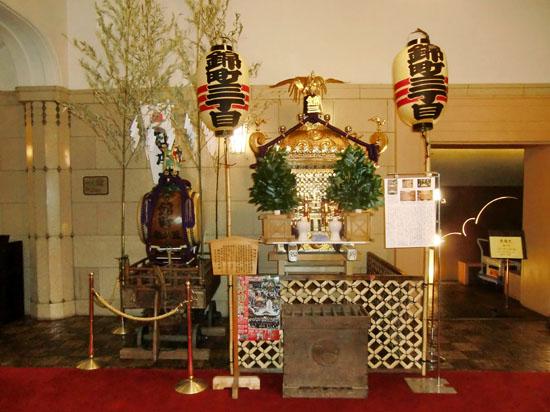 神田祭の神輿