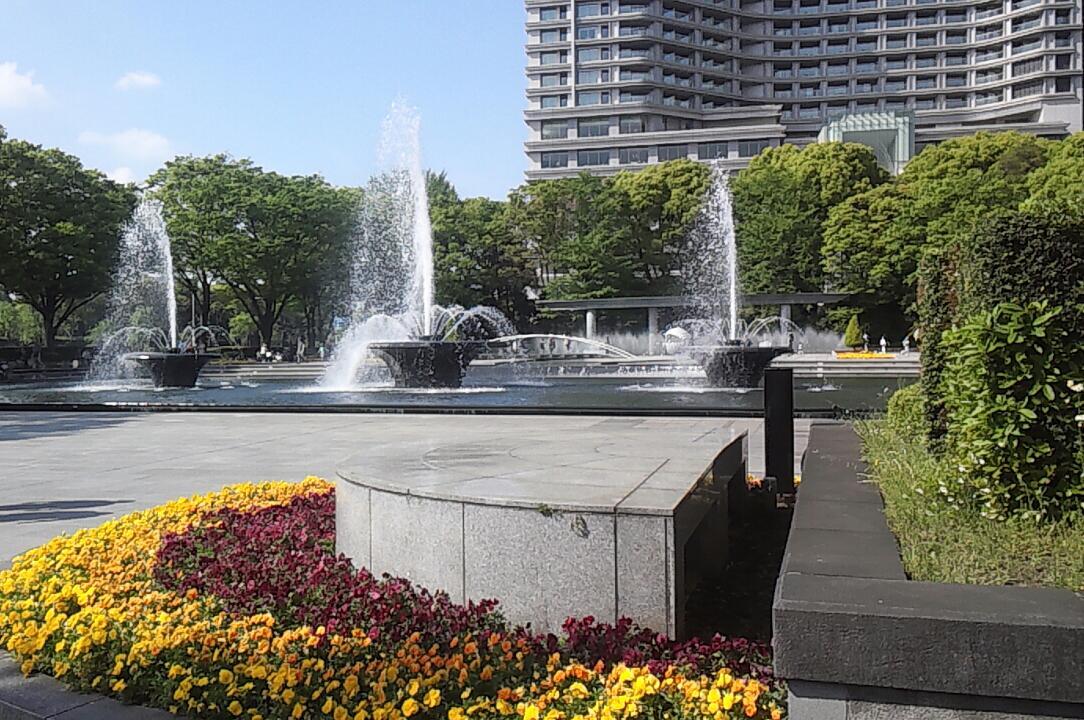 虎ノ門から東京駅へ