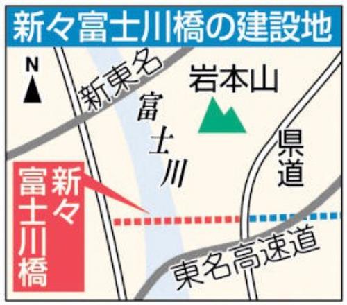 新々富士川橋