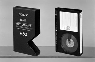 ベータビデオカセット