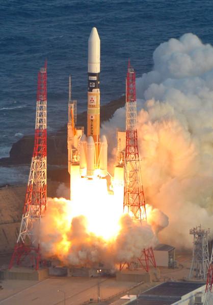 三菱ロケット