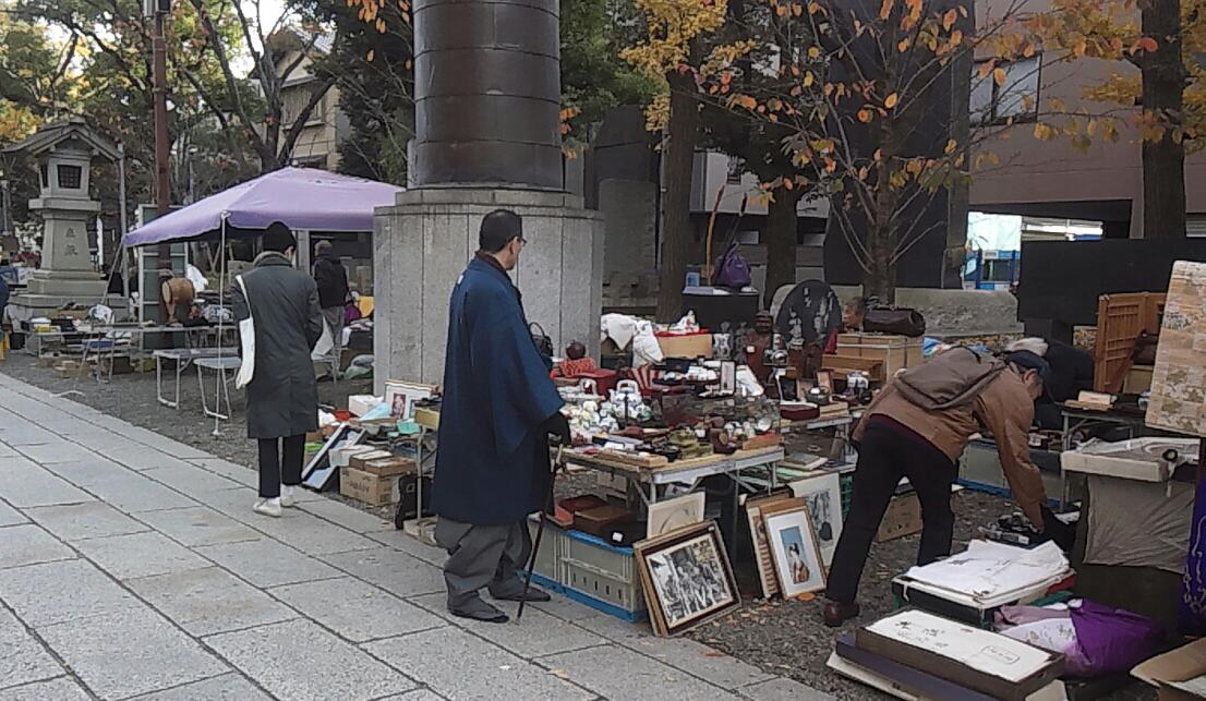 富岡八幡宮参道