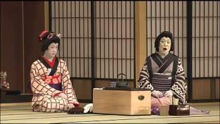 歌舞伎の文七元結