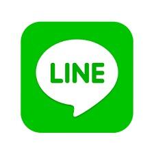 LINEが…