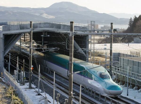 北海道新幹線開通