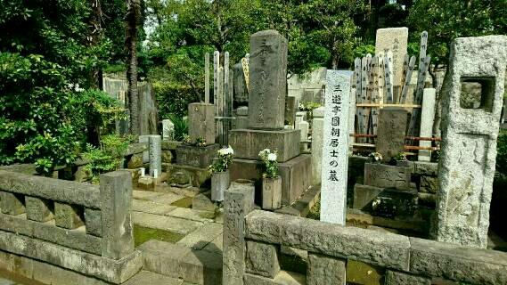 根津神社から谷中全生庵