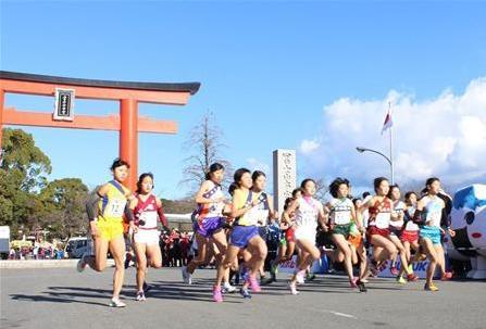 富士山女子駅伝の結果
