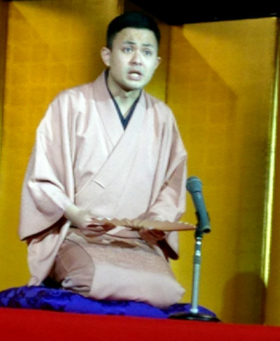 入船亭遊京さん