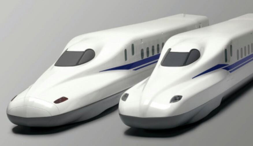 新幹線新型車両