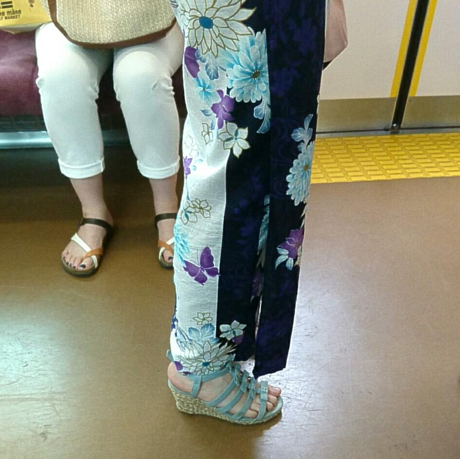 これもファッション?