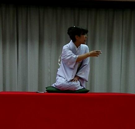 千川亭の客席