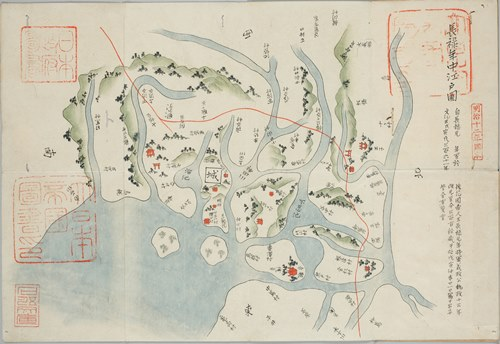太田道灌と江戸