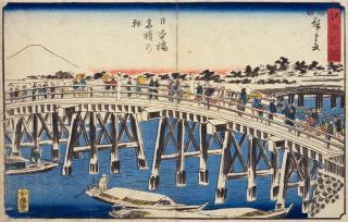 日本橋の空が復活