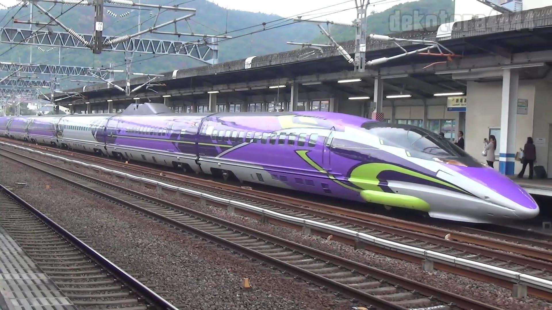 ハローキティ新幹線?