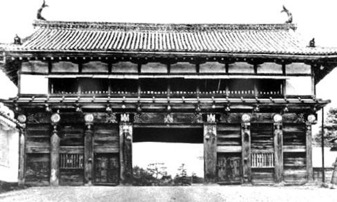仙台城の大手門