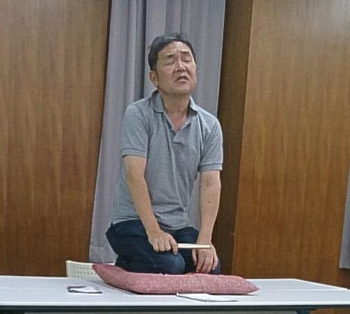 逢手井さん「目黒の秋刀魚」