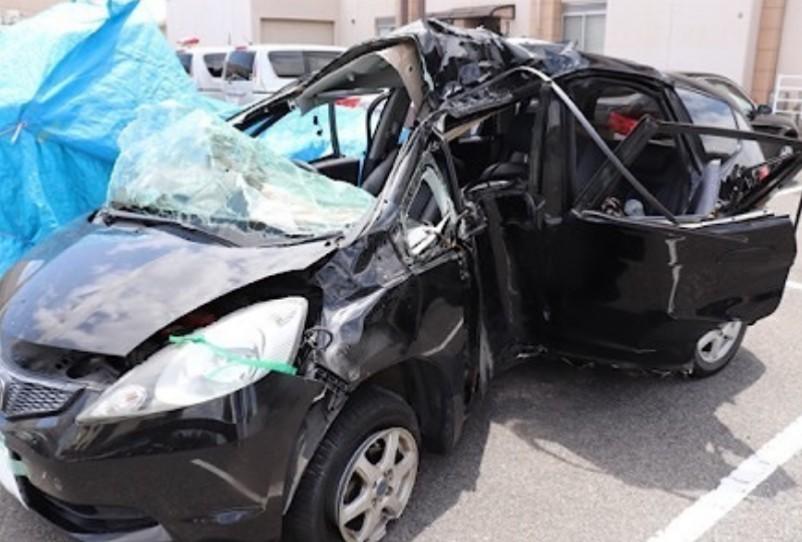 13歳と81歳の交通事故