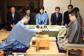 プロ将棋の世界
