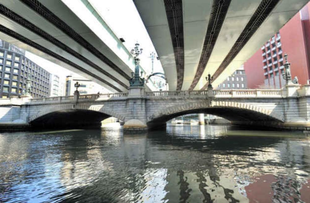日本橋の高速