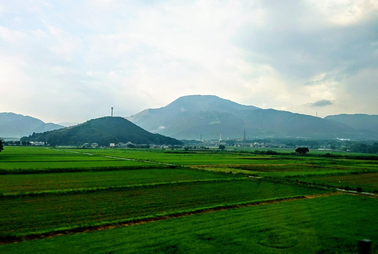 大阪から米原