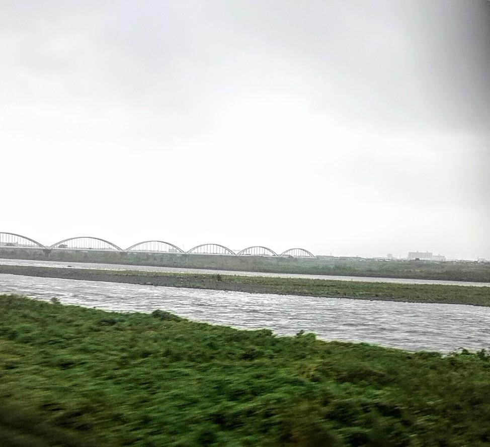 富士川辺り