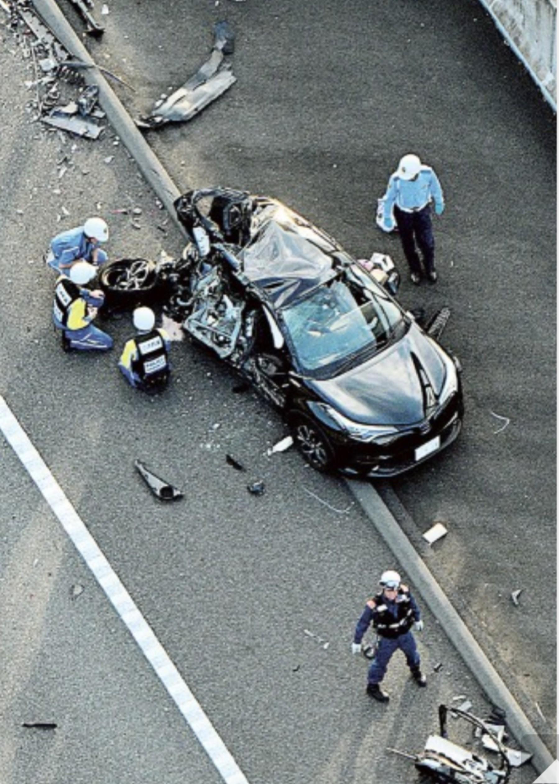 新東名の事故